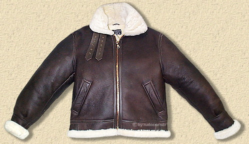 B3 Bomber Jackets-Patton B3 Shearling-100% Sheepskin